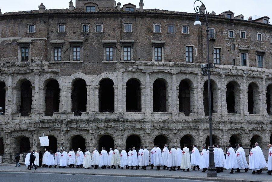 templari roma