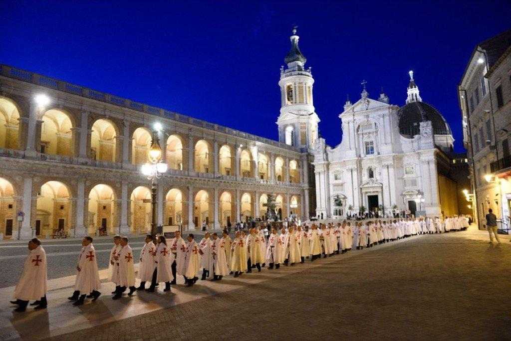 Templari a Loreto