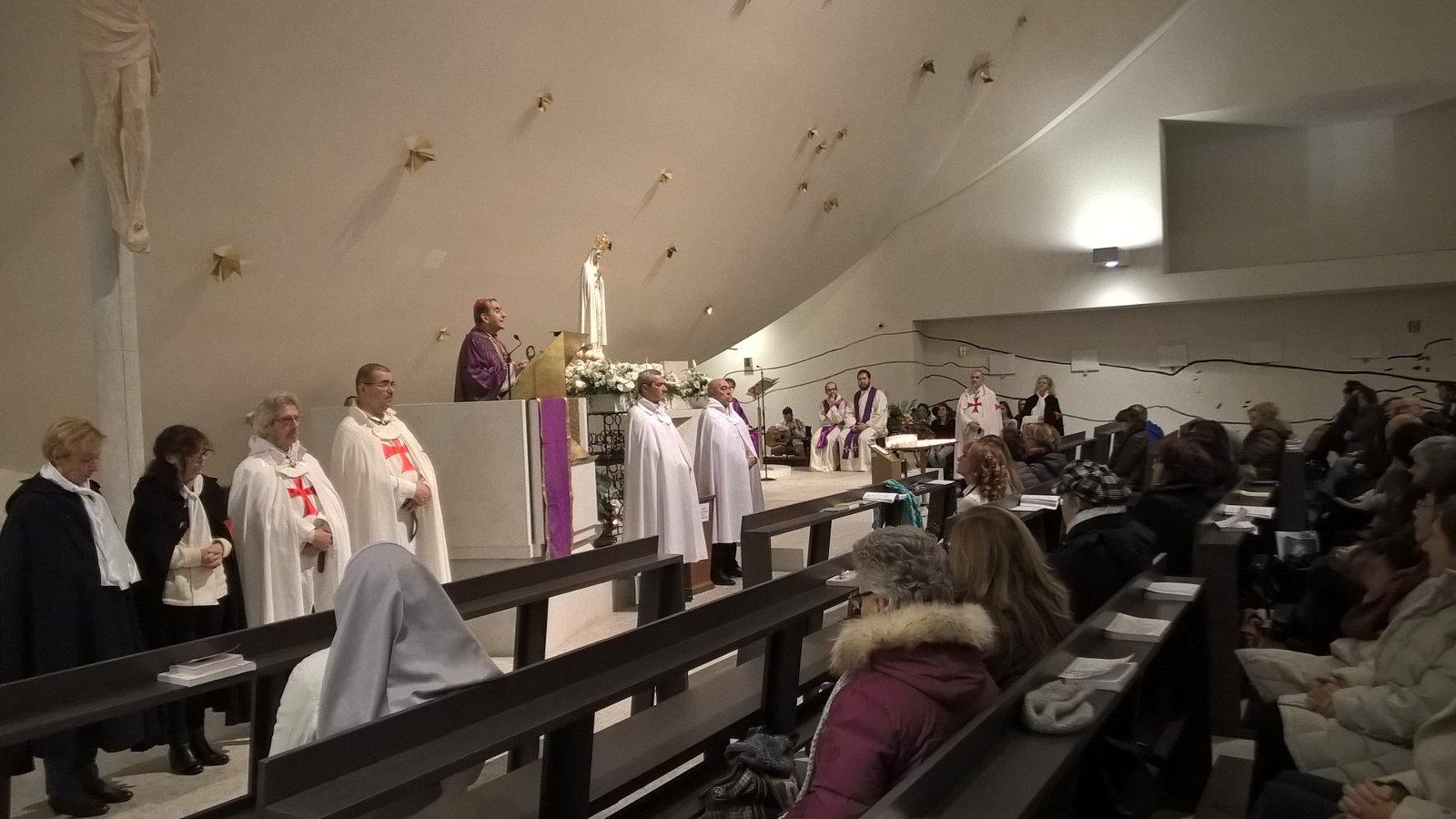 templari cattolici Delpini