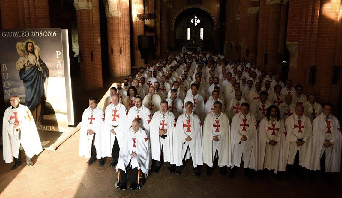 Duchowe odosobnienie w Chiaravalle della Colomba 2016